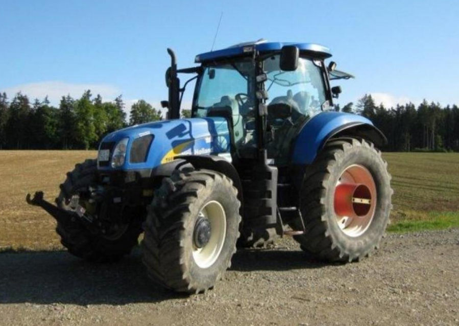 New Holland T6070 2008