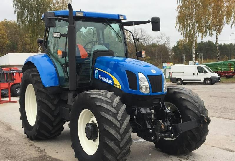 New Holland T6070 2009