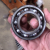 New Holland T6070 4wd Bearing Driveline Noise