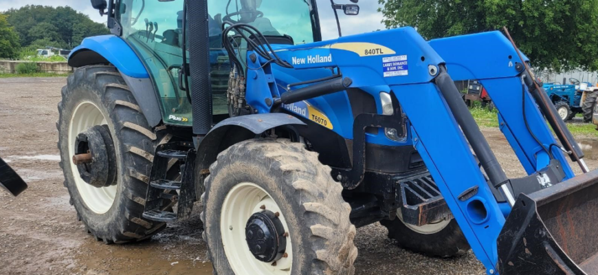 New Holland T6070 for sale South Africa