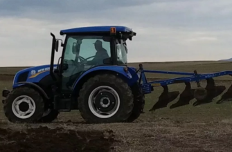 New Holland T6070 linkage problems