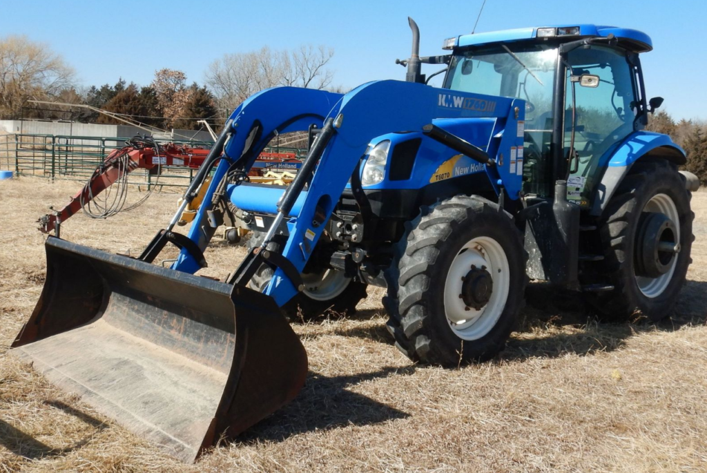 New Holland t6070 1