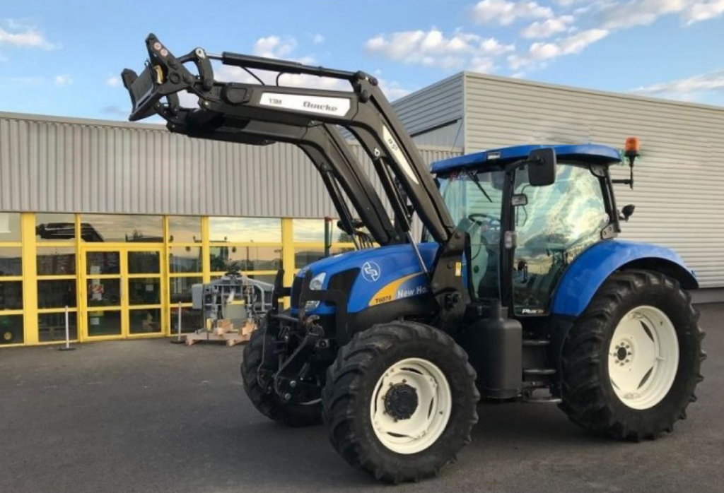 New Holland t6070plus