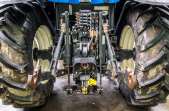New holland t6070 trans hydraulic issues