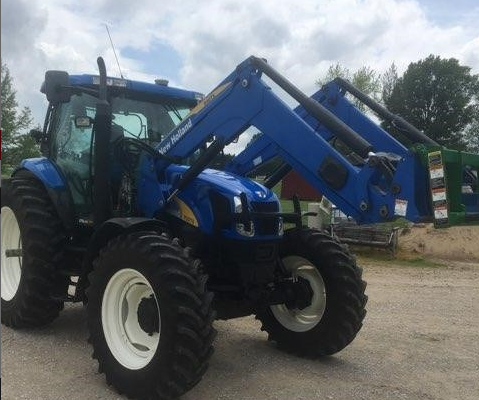 new holland t6070 plus for sale
