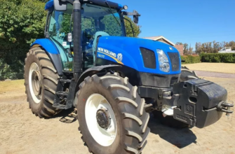 2021 New Holland T6070 Plus